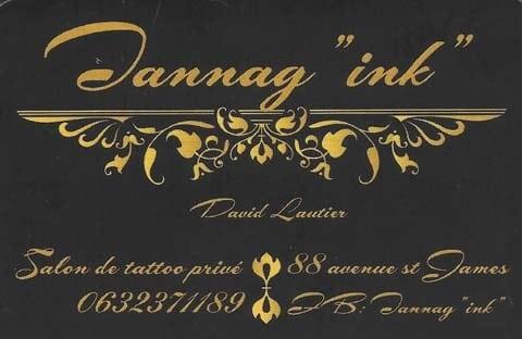 Tannag-Ink