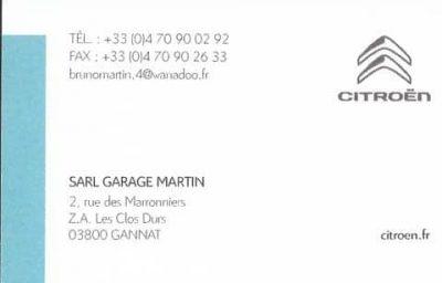 Garage-Martin