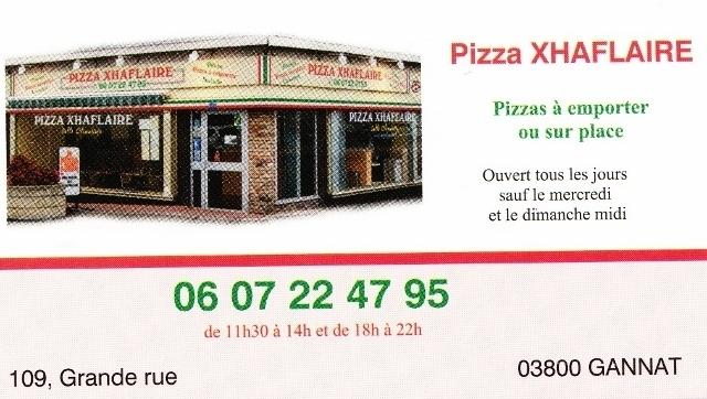 Pizzeria Xhaflaire