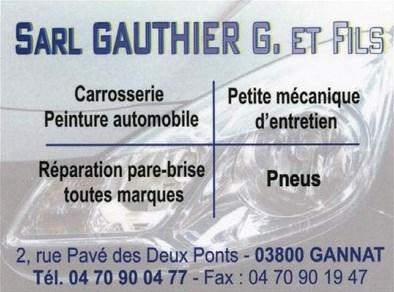 Sarl Gauthier et Fils