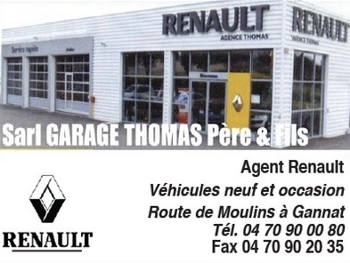 Sarl Garage Thomas