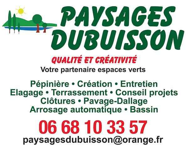 Paysage DUBUISSON