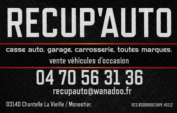 Recup' Auto