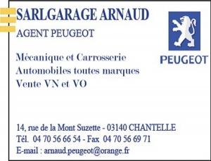 Garage Arnaud