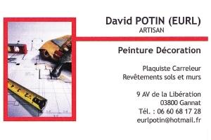 Potin David