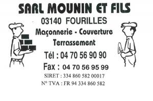 SARL Mounin et fils