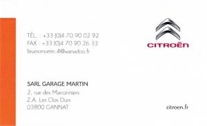 Garage Martin