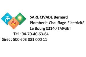 SARL Civade Bernard